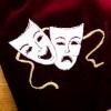 Theatrical Masks Bag