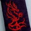 Dragon iPod case