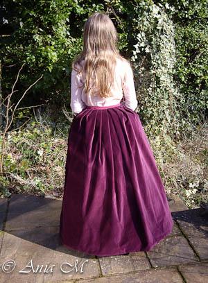 tudor-skirt