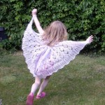 Knitted Fairy Wings